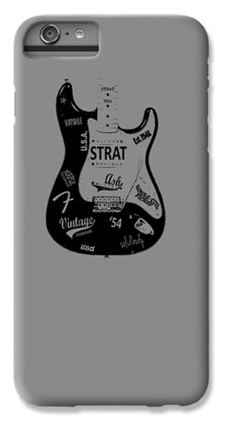Fender Stratocaster 54 IPhone 6 Plus Case by Mark Rogan