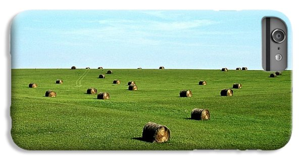 Fields Of Green IPhone 6 Plus Case by Mark Mickelsen