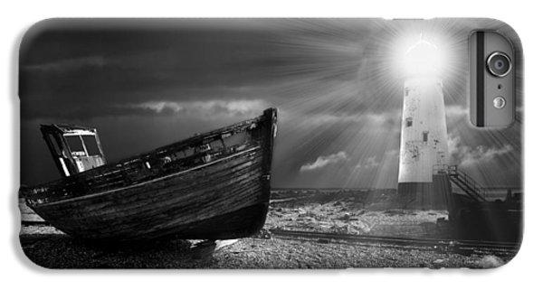 Fishing Boat Graveyard 7 IPhone 6 Plus Case by Meirion Matthias