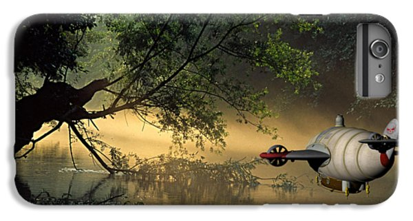 Flight 777 On Time IPhone 6 Plus Case by Marvin Blaine