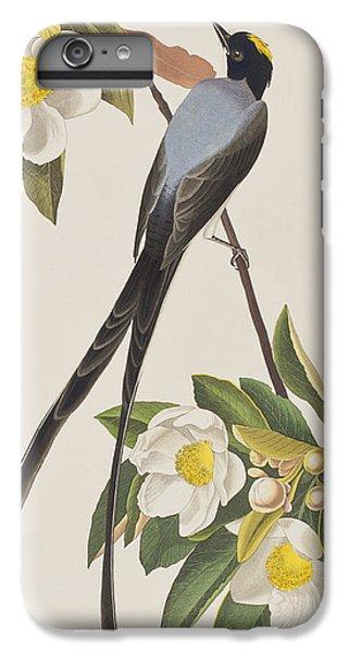 Fork-tailed Flycatcher  IPhone 6 Plus Case by John James Audubon