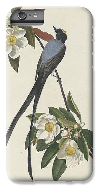 Forked-tail Flycatcher IPhone 6 Plus Case by John James Audubon