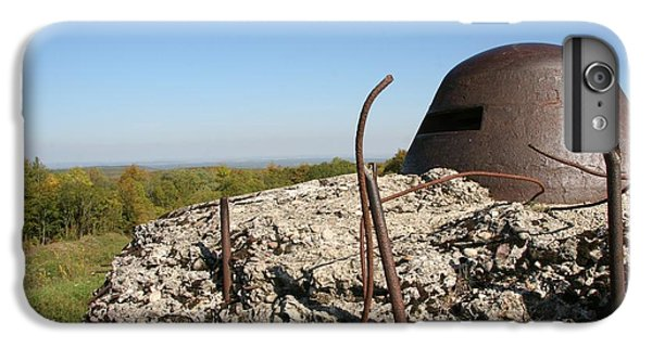 IPhone 6 Plus Case featuring the photograph Fort De Douaumont - Verdun by Travel Pics