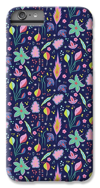 Fun In The Garden IPhone 6 Plus Case by Elizabeth Tuck