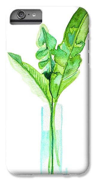 Garden Indoors IPhone 6 Plus Case by Roleen Senic