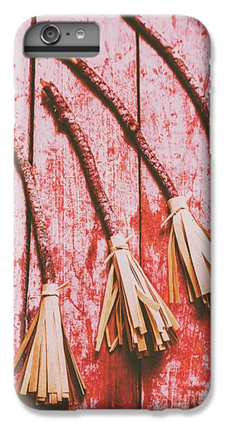 Gathering Of Evil Witches Still Life IPhone 6 Plus Case by Jorgo Photography - Wall Art Gallery