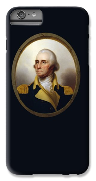 General Washington IPhone 6 Plus Case by War Is Hell Store