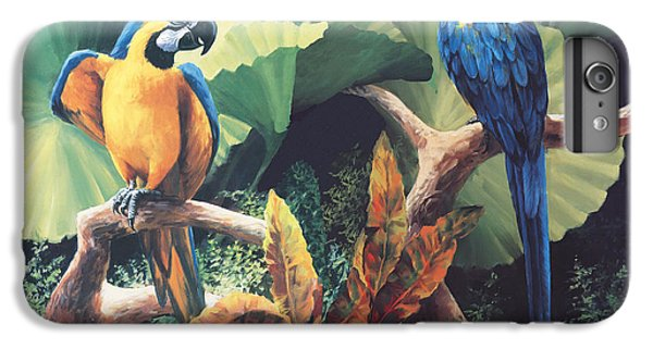 Gossips IPhone 6 Plus Case by Laurie Hein