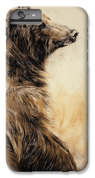 Grizzly Bear 2 IPhone 6 Plus Case by Odile Kidd