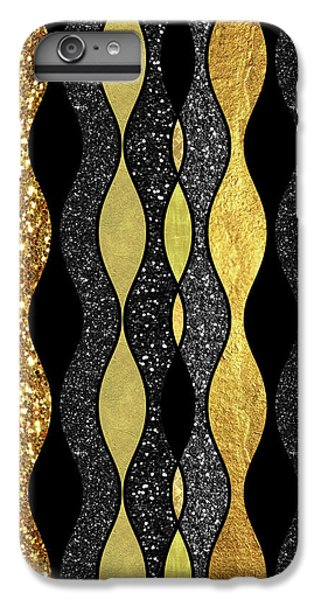 Groovy, Baby Modern Take On A Retro 1960s Design IPhone 6 Plus Case by Tina Lavoie