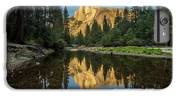 Half Dome From  The Merced IPhone 6 Plus Case by Peter Tellone