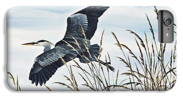 Herons Flight IPhone 6 Plus Case by James Williamson