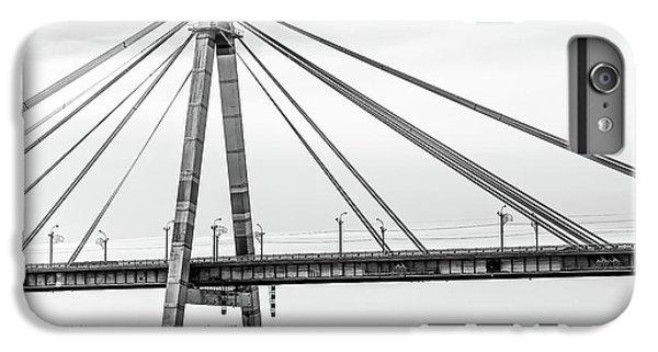 Hockey Under The Bridge IPhone 6 Plus Case by Ant Rozetsky