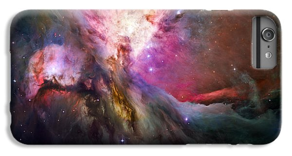 Hubble's Sharpest View Of The Orion Nebula IPhone 6 Plus Case by Adam Romanowicz