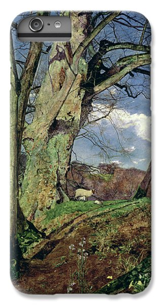 In Early Spring IPhone 6 Plus Case by John William Inchbold