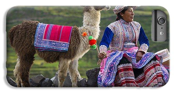 Indigena IPhone 6 Plus Case by Christian Heeb