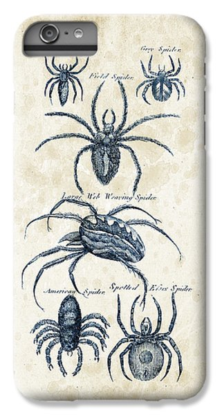 Insects - 1792 - 18 IPhone 6 Plus Case by Aged Pixel