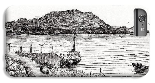 Iona From Mull IPhone 6 Plus Case by Vincent Alexander Booth
