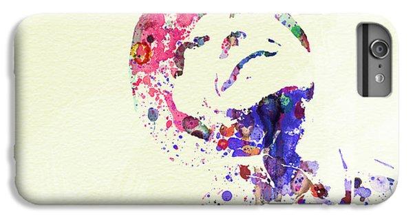 Jack Nicholson IPhone 6 Plus Case by Naxart Studio