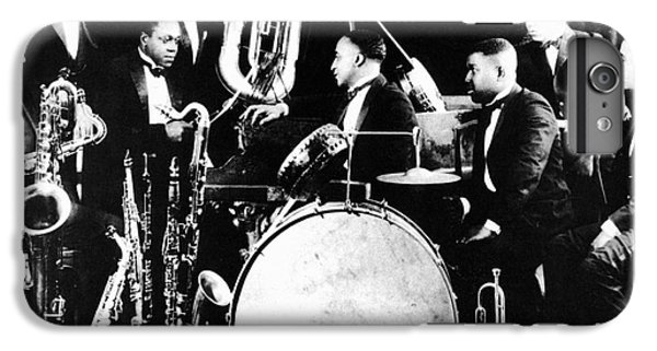 Jazz Musicians, C1925 IPhone 6 Plus Case by Granger