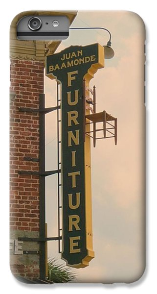 Juan's Furniture Store IPhone 6 Plus Case by Robert Youmans
