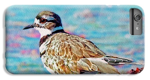 Killdeer  IPhone 6 Plus Case by Ken Everett