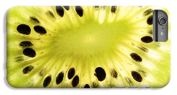 Kiwi Fruit IPhone 6 Plus Case by Paul Ge
