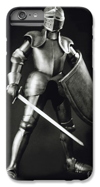 Knight IPhone 6 Plus Case by Tony Cordoza