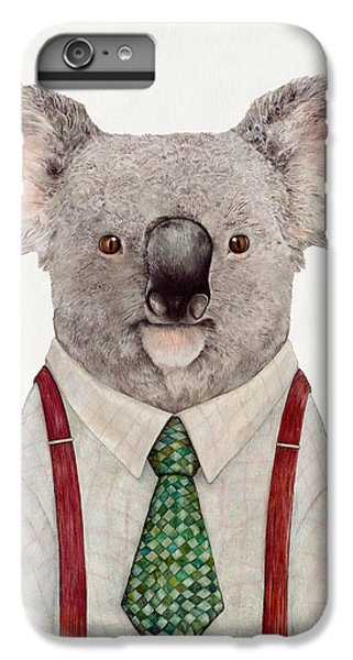 Koala IPhone 6 Plus Case by Animal Crew