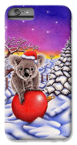 Koala On Ball IPhone 6 Plus Case by Remrov