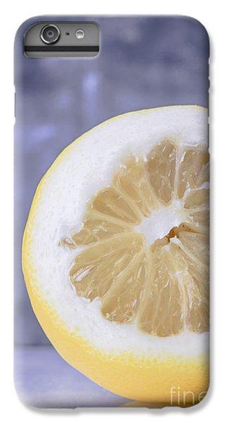 Lemon Half IPhone 6 Plus Case by Edward Fielding