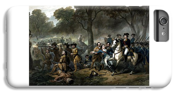 Life Of George Washington - The Soldier IPhone 6 Plus Case by War Is Hell Store