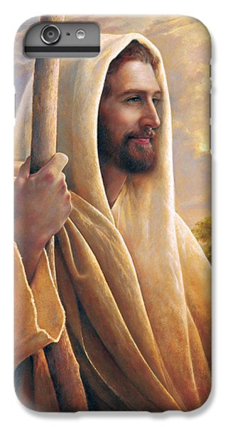 Light Of The World IPhone 6 Plus Case by Greg Olsen