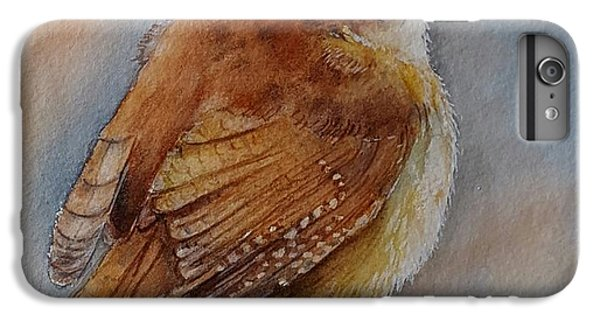Little Friend IPhone 6 Plus Case by Patricia Pushaw