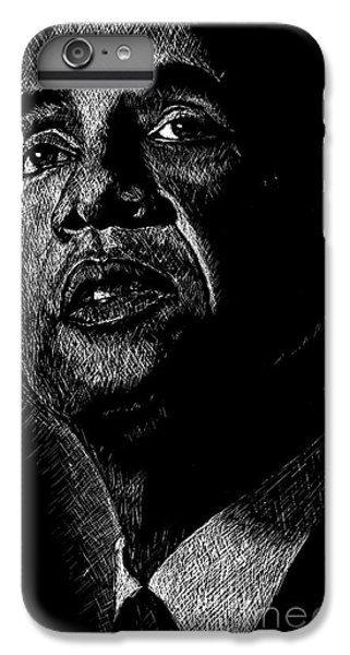 Living The Dream IPhone 6 Plus Case by Maria Arango