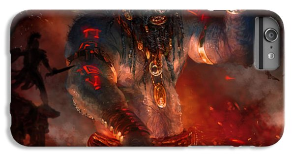 Maker Of The World IPhone 6 Plus Case by Ryan Barger