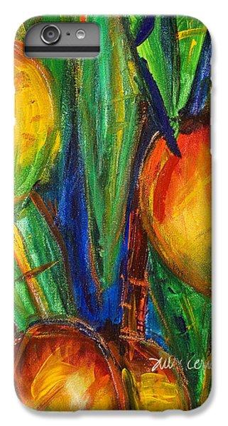 Mango Tree IPhone 6 Plus Case by Julie Kerns Schaper - Printscapes
