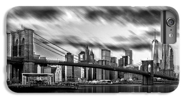 Manhattan Moods IPhone 6 Plus Case by Az Jackson