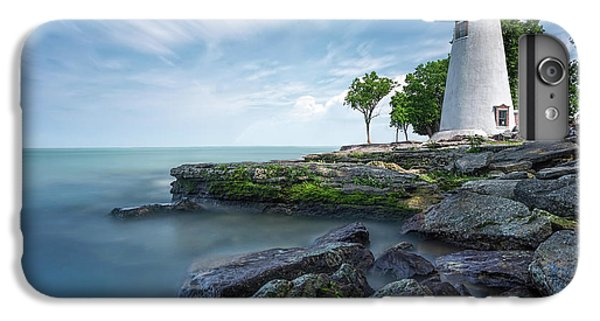 Marblehead Breeze IPhone 6 Plus Case by James Dean