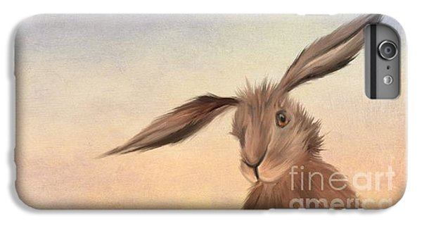 March Hare IPhone 6 Plus Case by John Edwards