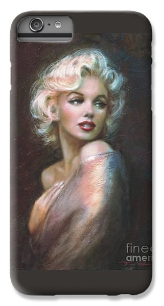 Marilyn Ww  IPhone 6 Plus Case by Theo Danella