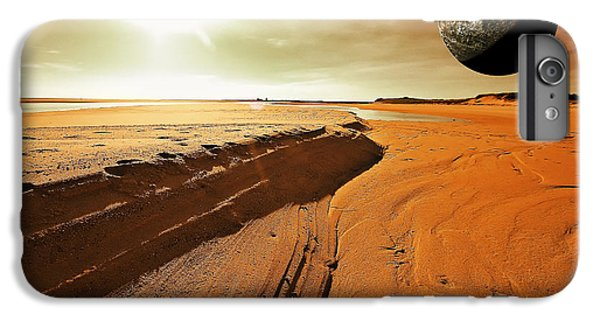 Mars IPhone 6 Plus Case by Dapixara Art