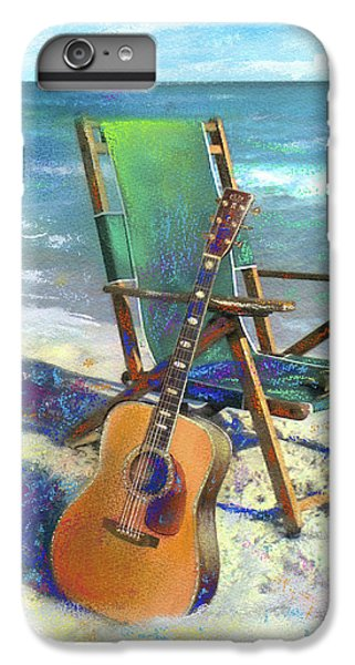 Martin Goes To The Beach IPhone 6 Plus Case by Andrew King