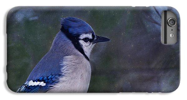 Me Minus You - Blue IPhone 6 Plus Case by Evelina Kremsdorf
