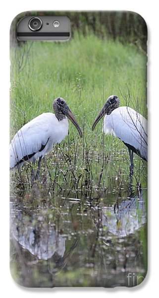 Meeting Of The Minds IPhone 6 Plus Case by Carol Groenen