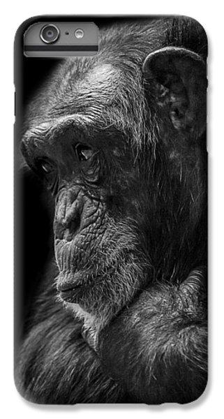 Melancholy IPhone 6 Plus Case by Paul Neville