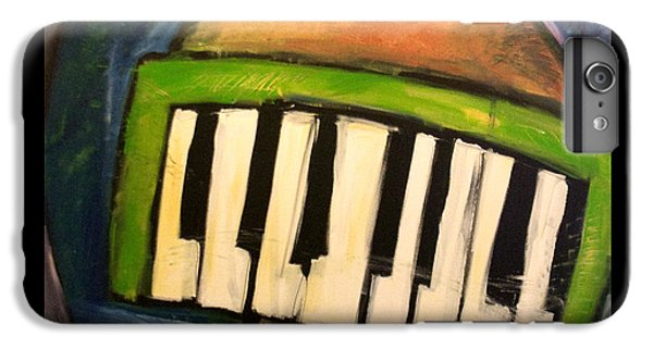 Melodica Mouth IPhone 6 Plus Case by Tim Nyberg