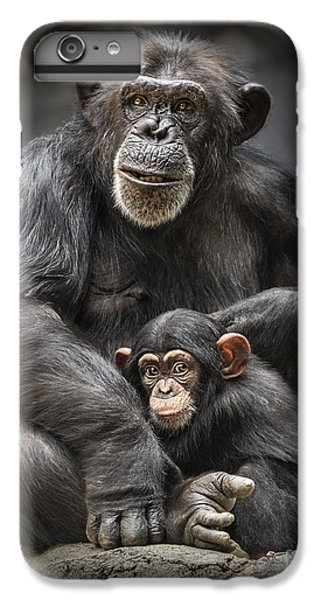 Mom And Baby IPhone 6 Plus Case by Jamie Pham
