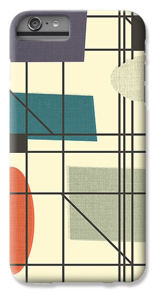 Movement - 3 IPhone 6 Plus Case by Finlay McNevin