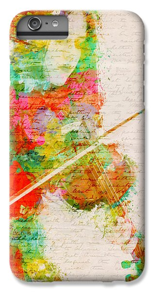 Music In My Soul IPhone 6 Plus Case by Nikki Smith